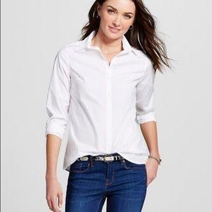 Collared Button Down Shirt